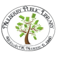 Mulberry Public Library Logo