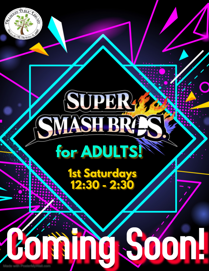 Super Smash for Adults