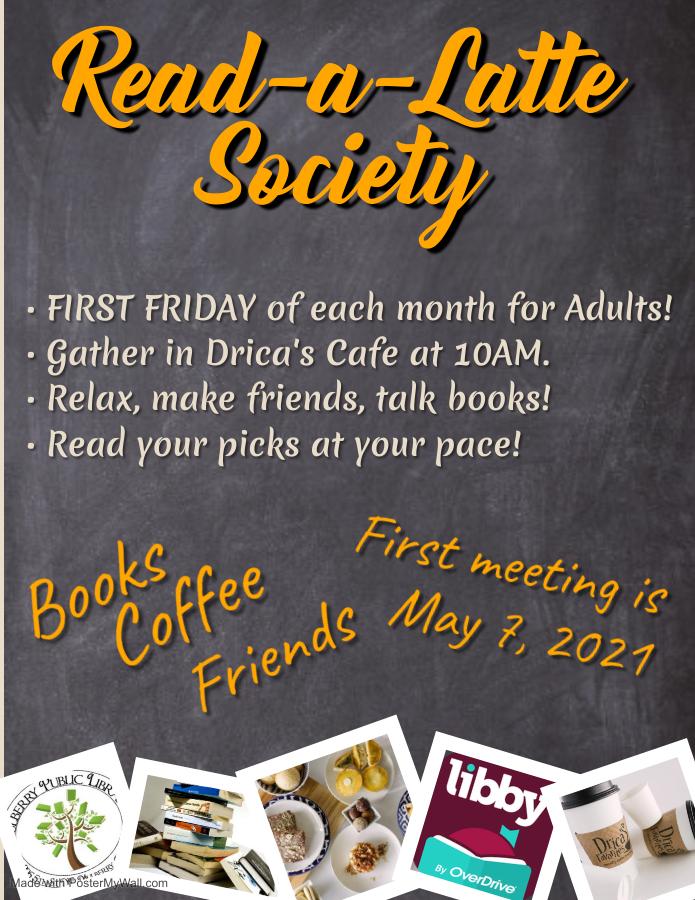 Read-a-Latte Society