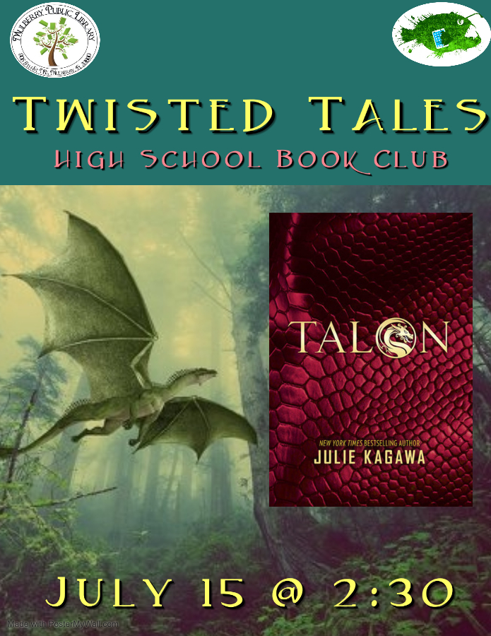 Twisted Tales Flyer